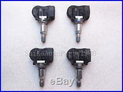 52933-2M000 4 Kits 52933-2M000 TPMS Tire Pressure Sensor Fits Hyundai & Kia