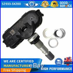 52933-3X200 TPMS Tire Pressure Sensor Fit Elantra Tucson Kia Rio 315Mhz Genuine