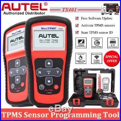 AUTEL MaxiTPMS TS401 TPMS Sensor Car Tire Pressure Diagnostic Reset Tool Key FOB