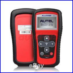 Autel MaxiTPMS TPMS TS401 Scanner Auto Tools Diagnostic Tire Sensor Pressure New