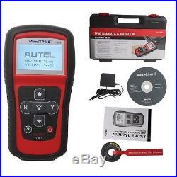 Autel MaxiTPMS TS401 TPMS Diagnostic Tire Pressure Sensor Decode Activate Tool