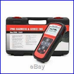 Autel MaxiTPMS TS401 TPMS Sensor Activate Tool Tire Pressure Diagnostic Device