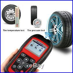 Autel MaxiTPMS TS501 OBD2 TPMS Tire Pressure Sensors Reset Upgrade TS401 TS508