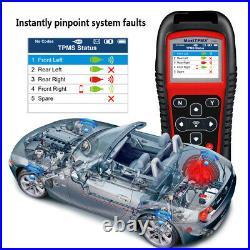 Autel MaxiTPMS TS501 TPMS Diagnostic Tire Pressure Sensor Tool AS TS508 TS601 US