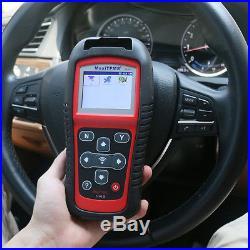 Autel MaxiTPMS TS501 TPMS Tire Pressure Sensor ID KeyFOB Programming EU Version