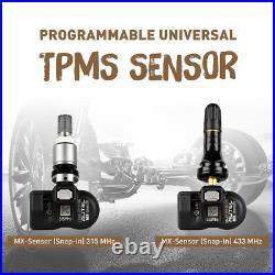 Autel MaxiTPMS TS508 TPMS 433MHz &315MHz Sensor Tire pressure Code Scanner Tool