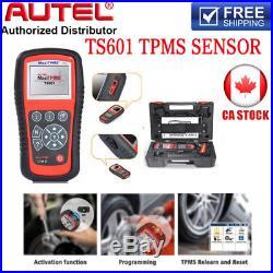 Autel MaxiTPMS TS601 TPMS Car Diagnostic Service Tool Read Tire Sensor Pressure