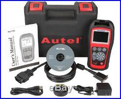 Autel MaxiTPMS TS601 TPMS Diagnostic & Service Scan Tool Tyre Sensor Pressure