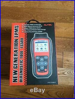 Autel Maxitpms Ts508 Tpms Diagnostic Activate Tire Pressure Sensor Tool