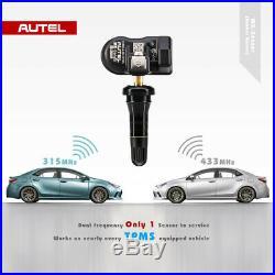 Autel TPMS Sensor 315Mhz 433Mhz 2 in 1 TIRE PRESSURE MONITORING SENSOR fit TS601