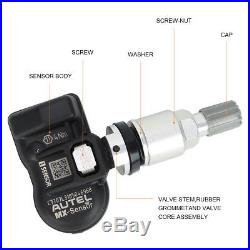 Autel TPMS Sensor 433MHz 315MHz 2 in 1 MX-Sensor Supports Tire Pressure Program