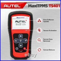 Autel TS401 Car Diagnostic Tyre Pressure TPMS Sensor Programming Scanner Tool