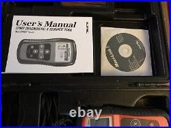 Autel TS401 OBD2 TPMS Tire Pressure Sensor Active Programmer Diagnostic Scanner