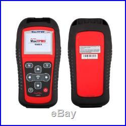 Autel TS501 TPMS Diagnostic Tool OBD2 Code Reader Activate Tire Pressure Sensor