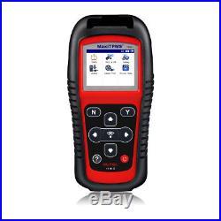 Autel TS501 TPMS Servie Tool Activate Tire Pressure Sensor ECU Code Reader Reset