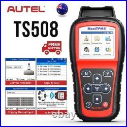 Autel TS508 Car TPMS Tire Pressure Sensor Monitor Scanner Reset Diagnostic Tool