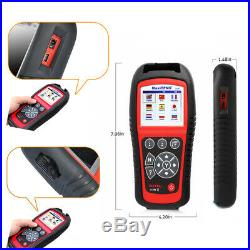 Autel TS601 Tyre Pressure Sensor Programming TPMS Reset OBD Diagnostic Scan Tool