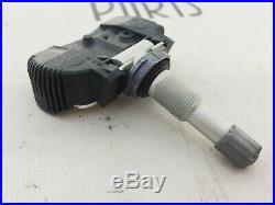 BMW X5 F15 G05 X6 F16 G06 4x TYRE AIR PRESSURE SENSOR Continental TPMS 6881891