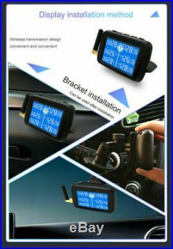 CAREUD U901T 10 Sensor Truck Bus Wireless Tire Pressure Monitoring System TPMS