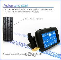 CAREUD U901T Truck Bus Tire Pressure Monitoring System TPMS Wireless 6 Sensor