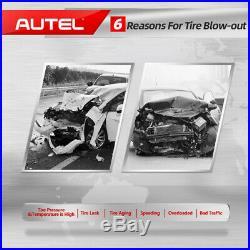 Car Auto Autel MaxiTPMS TS401 TPMS Tire Pressure Sensor Diagnostic Reset Tool CA