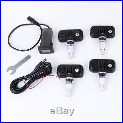 Car TPMS 4 Internal Sensors Tyre Pressure Monitoring System For Mazda 2 3 6 CX-7