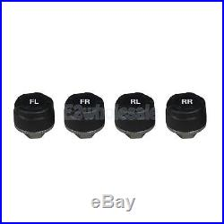 Car TPMS Tyre Pressure Monitor 4 External Sensor for Car DVD Display