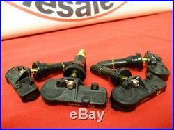 Dodge Chrysler Jeep Ram Fiat Tire pressure sensor tpms rubber valve stem Mopar
