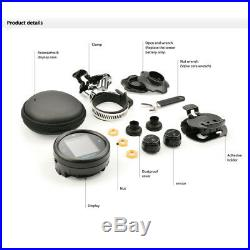 ET-910AE Motorcycle Tire Pressure Monitoring System Sensor Wireless Alarm System