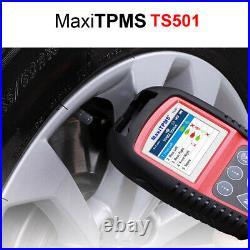 EU Autel TS501 TPMS Auto Service Tool Activate Tire Pressure Sensor Program ECU