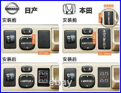External Sensor Special TPMS(Tire Pressure Monitoring System) For Toyota Honda