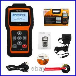 FOXWELL NT1001 TPMS Trigger Tool Sensor Decoder Tyre Pressure Diagnostic Scanner