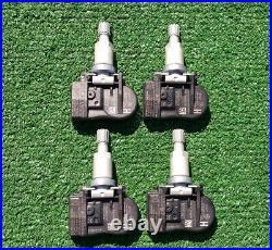 Factory Range Rover TPMS Set Genuine Original OEM Tire Pressure Monitor Sensors