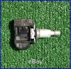Factory Range Rover Tire Sensors Jaguar TPMS Set 4 Genuine OEM Pressure Monitor