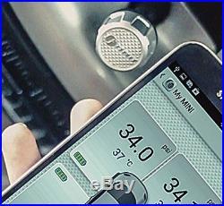 Fobo Tire Plus Pressure Sensor Silver