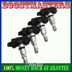 For Chevrolet 1Set 4PCS Tire Pressure Sensor TPMS