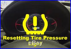 Ford Escape US Tire Pressure Sensors Bypass TPMS Control System Reset Emulator