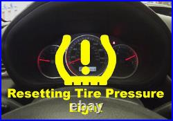Ford Fusion US Tire Pressure Sensors Bypass TPMS Control System Reset Emulator