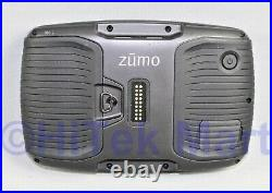 Garmin Zumo 595LM Bundle motorcycle wiring kit, car mount, tire pressure sensors