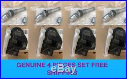 Genuine VW Tyre pressure sensor TPMS Q7 5Q0907275B GOLF, AMAROK, EOS, PASSAT