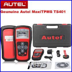 Geunuine Autel MaxiTPMS TS401 TPMS Tire Pressure Sensor Activator Decoder