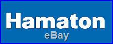 Hamaton Tpms Tyre Pressure Hybrid 3.5 Valve Sensors X4 Bmw (graphite Black)