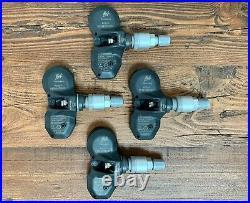 Huf Tpms Tire Pressure Sensors For Audi A4 A6 Q7 R8 Rs4 Rs7 S4 S6 Sq5 Rde011