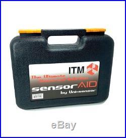 ITM TPMS Tire Pressure Sensor Programmer and Diagnostic Tool 315MHz 433MHz OEM