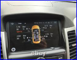 Internal Tire Pressure Monitor Systems TPMS Car Diagnostic-tool sensor Wireless
