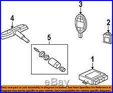 JAGUAR OEM C2C41656 Tire Pressure Monitoring System (TPMS) Sensor