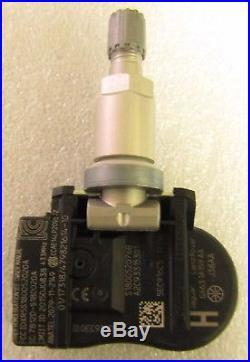 Jaguar Land Rover TPMS Valve- Tyre Pressure Monitoring Sensor Valve Set 4x TPMS