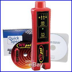 K Tool 71990A TPMS Sensor Activation Tool, Test/Reset Tire Pressure Sensors