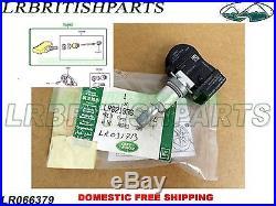 Land Rover Tire Pressure Sensor Lr2 Lr4 Sport Range Rover Oem New Lr066379