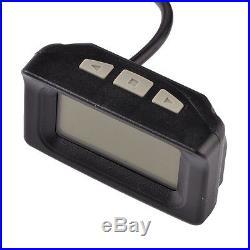 LCD Tyre Pressure Monitoring System Car 4wd Caravan TPMS 4 Internal Tire Sensors